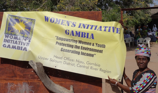 Transparent: Womans Initiative Gambia